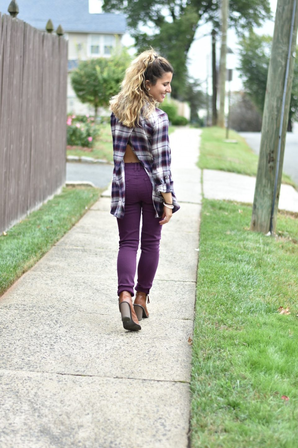 Fun Plaid Styles