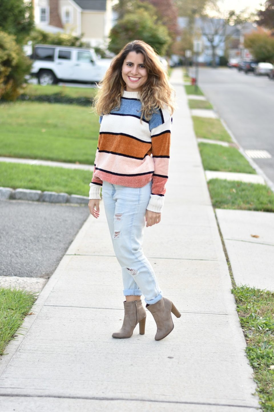 My Favorite Chenille Sweaters