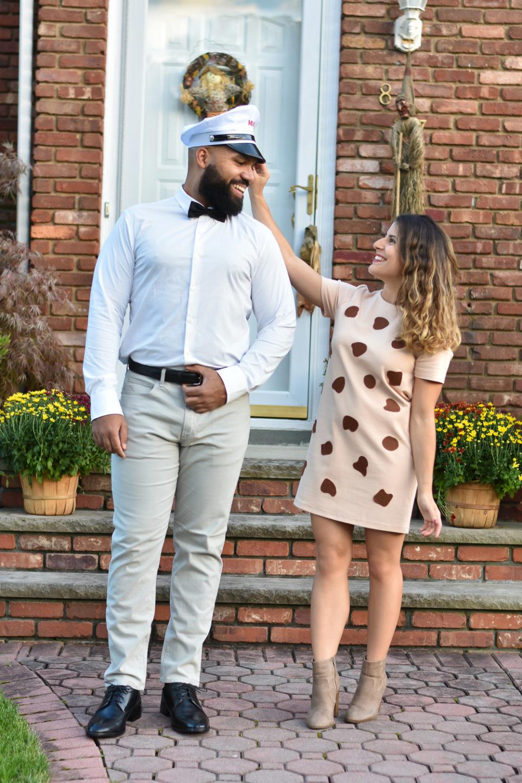 Cute DIY Couple Costume Ideas