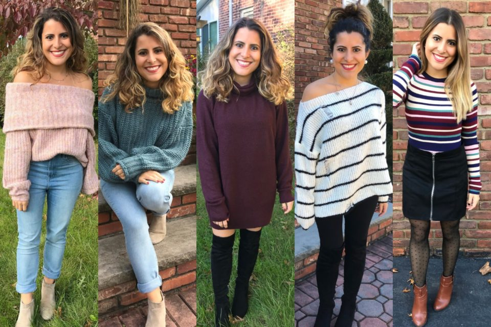 5 Cute and Casual Thanksgiving Outfit Ideas