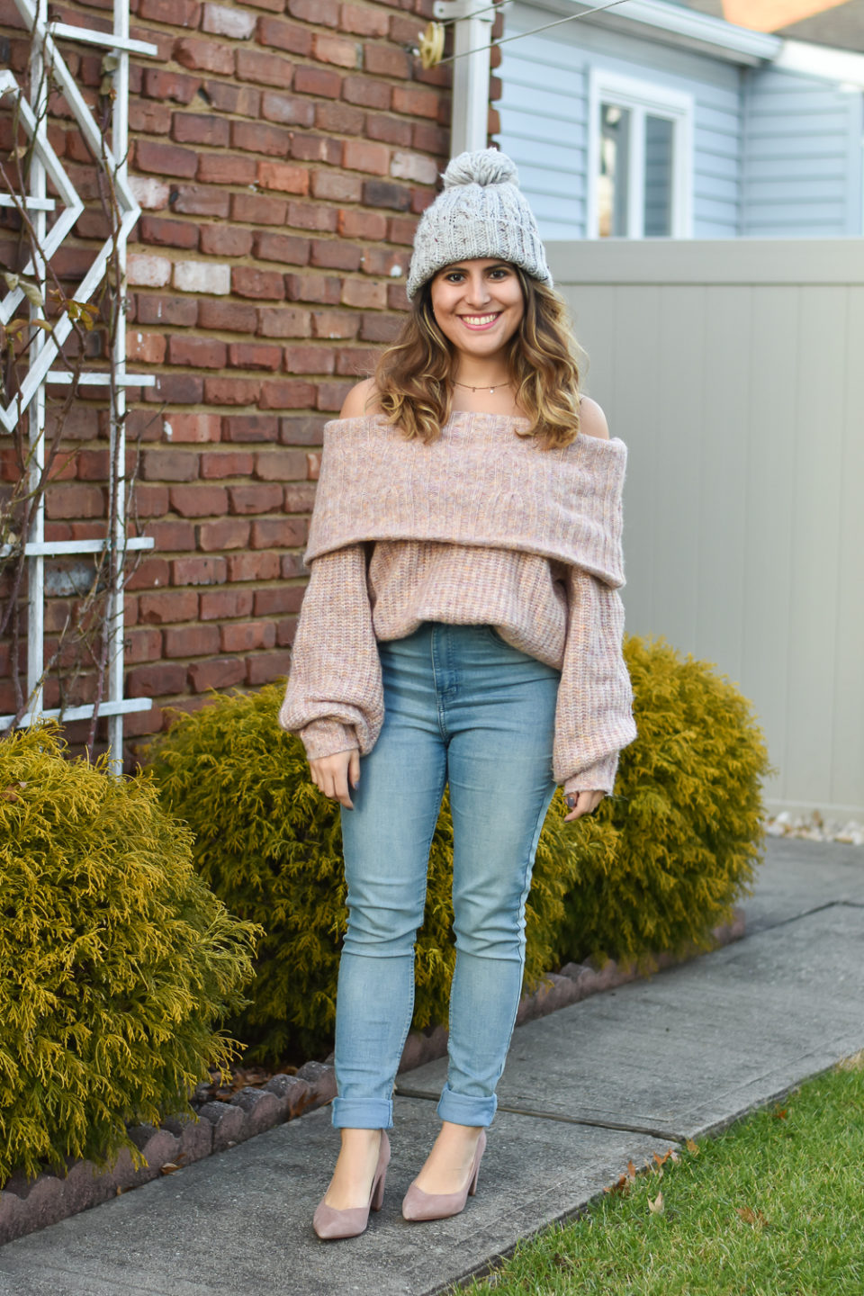 Cozy Winter Sweaters + Winter Bucket List