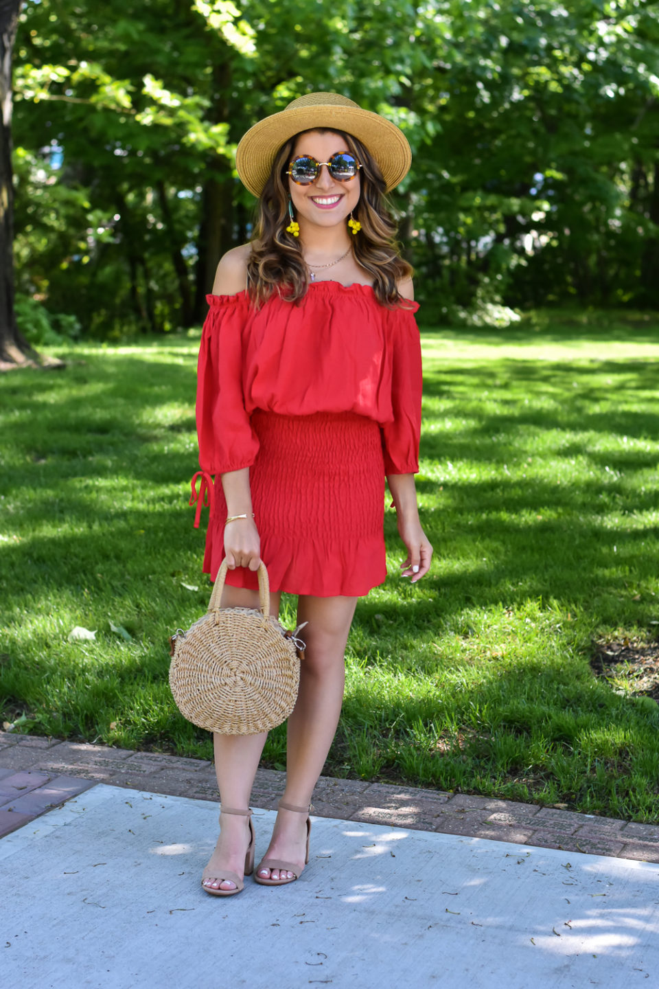 Affordable Outfits for the Fourth of July