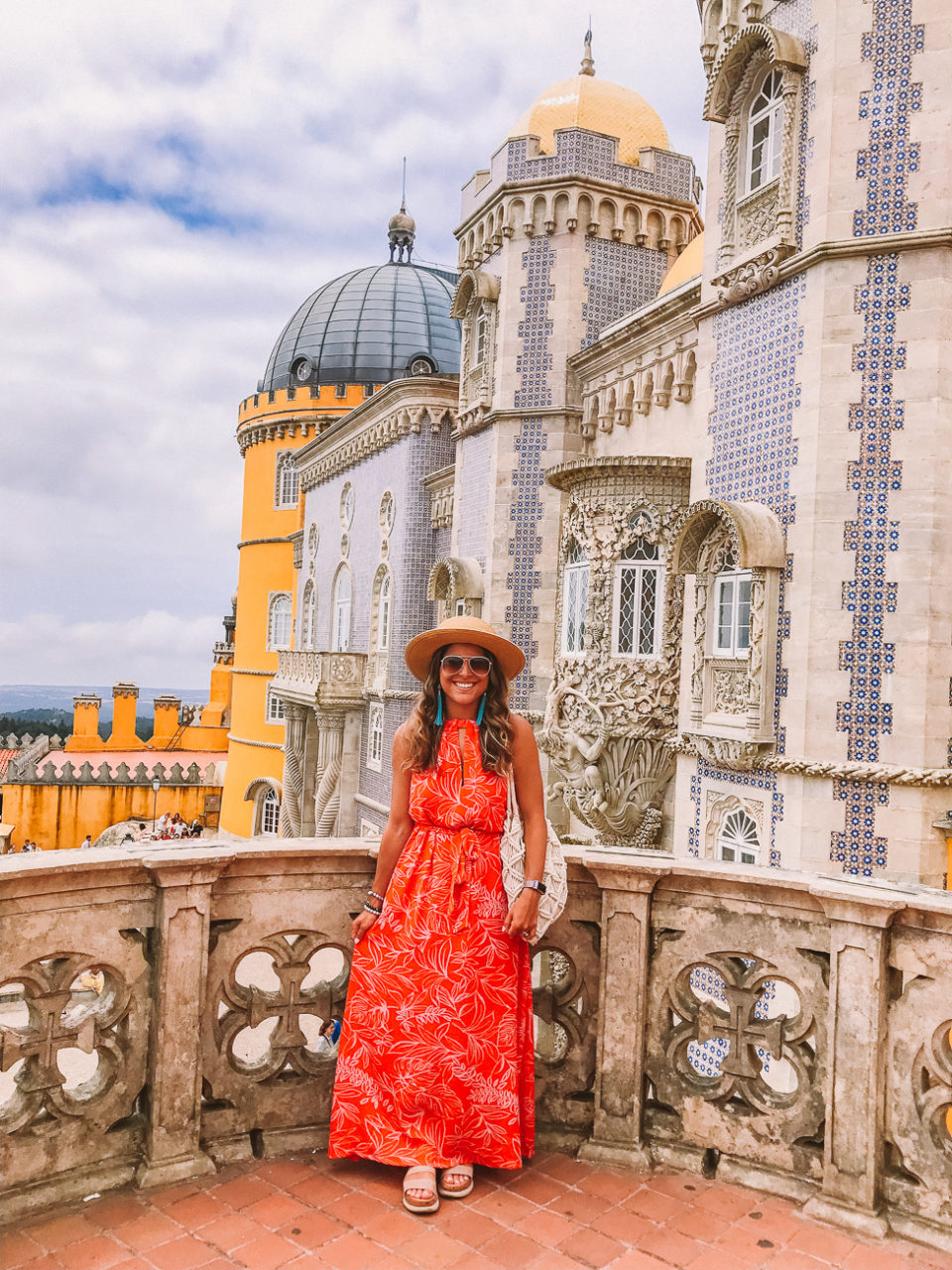 A Day in Sintra, Portugal