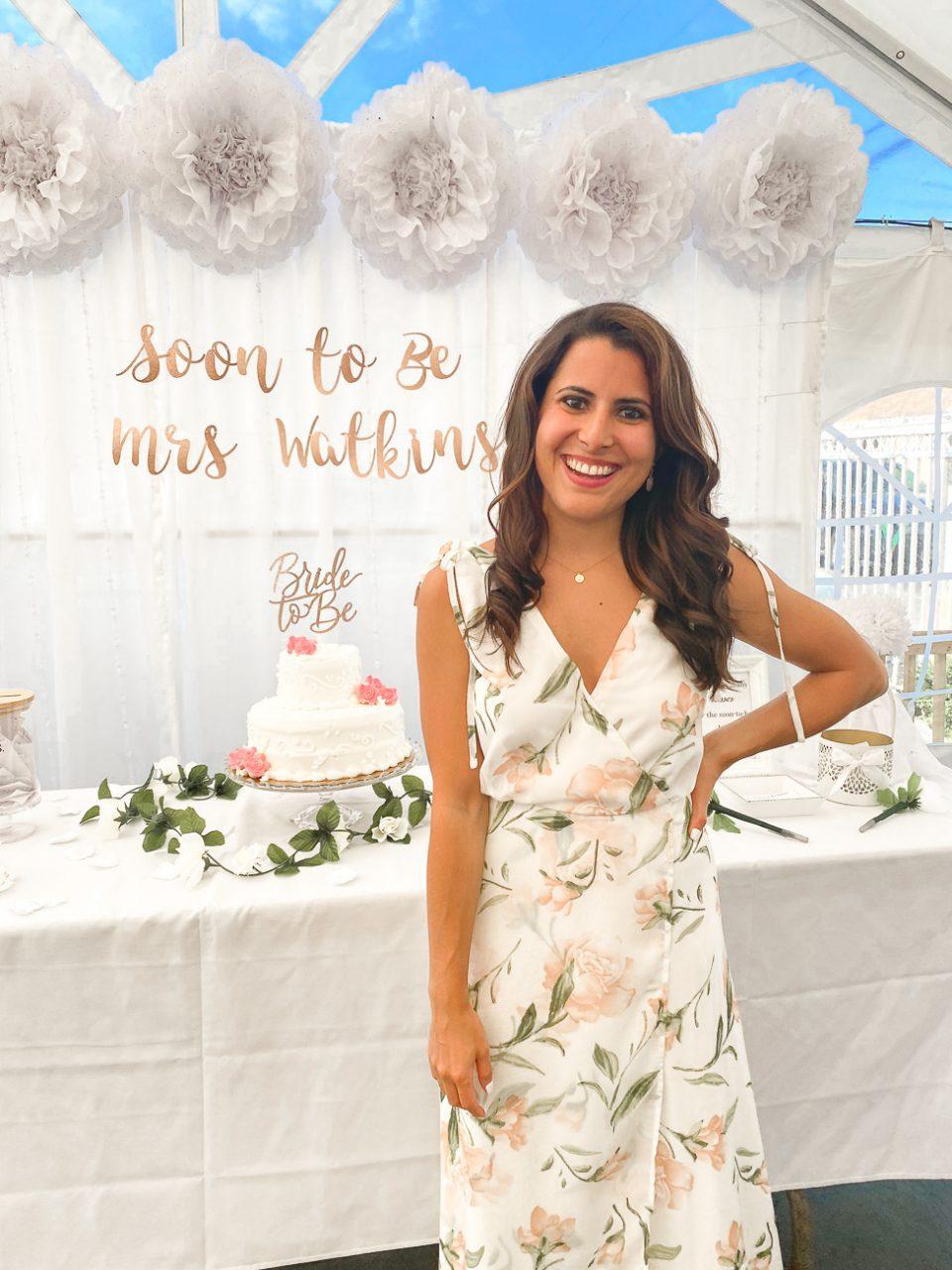 Summer Bridal Shower Decoration Ideas